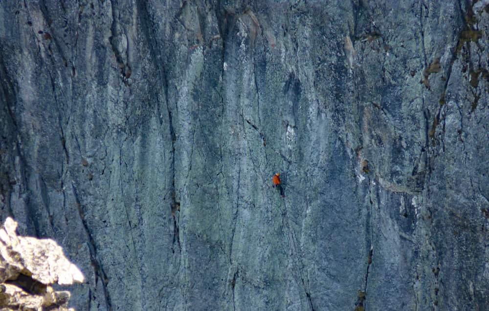 Alpiniste Canigou