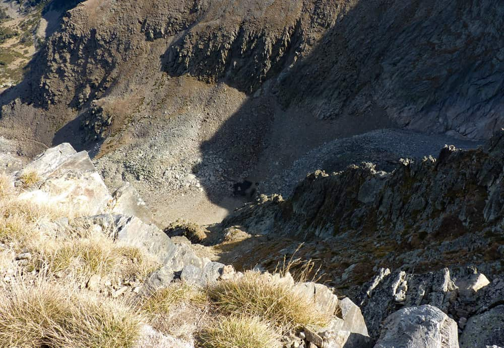 Au sommet Canigou