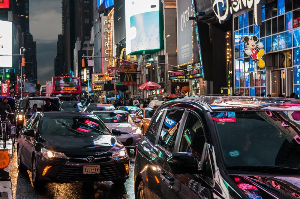 Broadway voitures