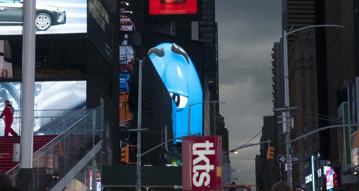 Broadway, les lumières de la ville