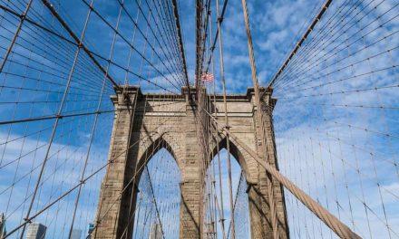 Brooklyn Bridge, un autre chouchou du cinéma