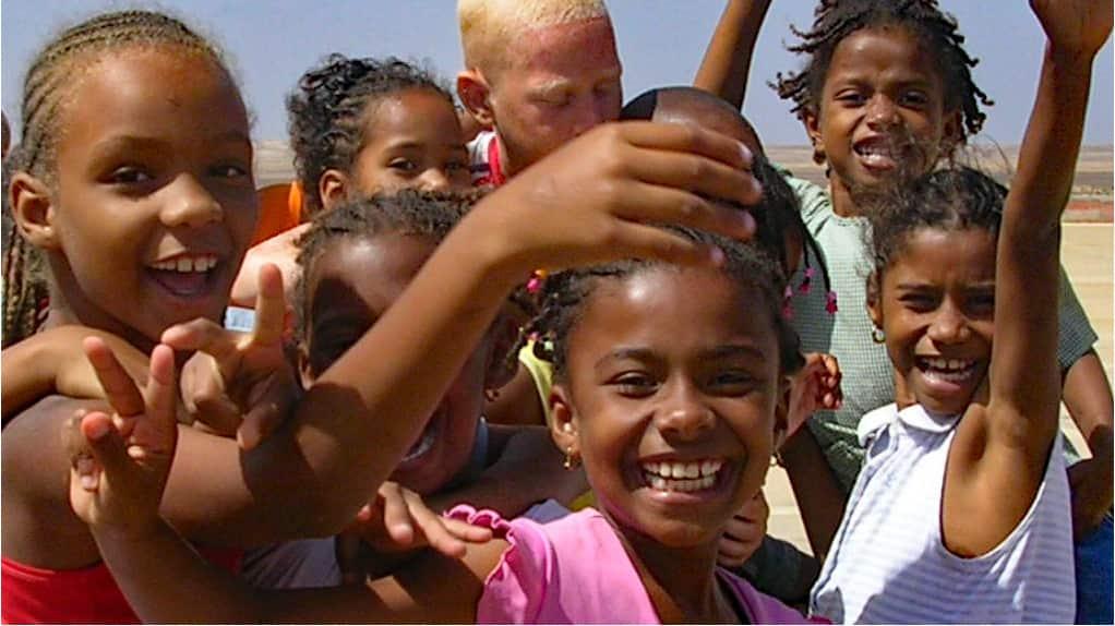 Cap Vert ecoliers