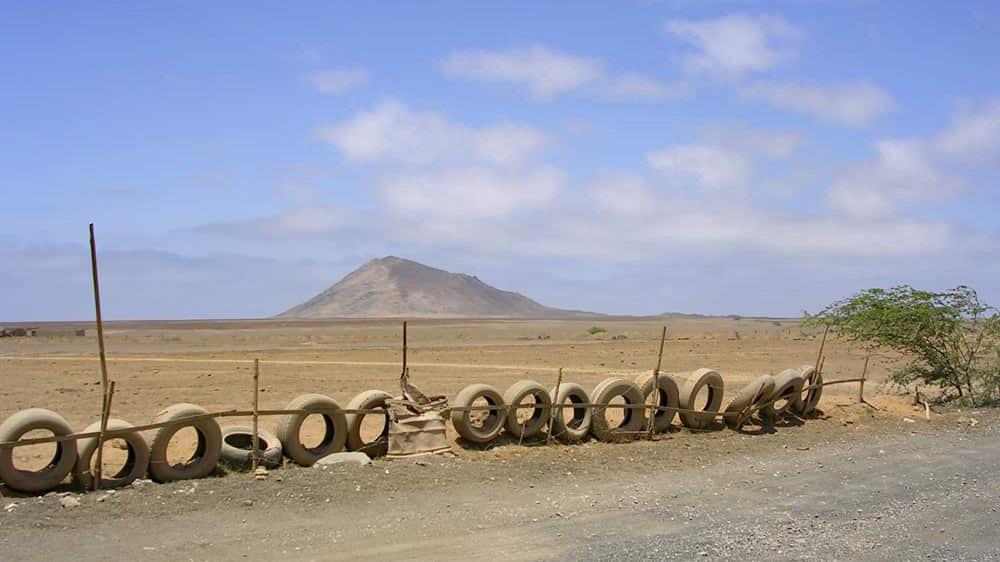 Cap Vert pneus