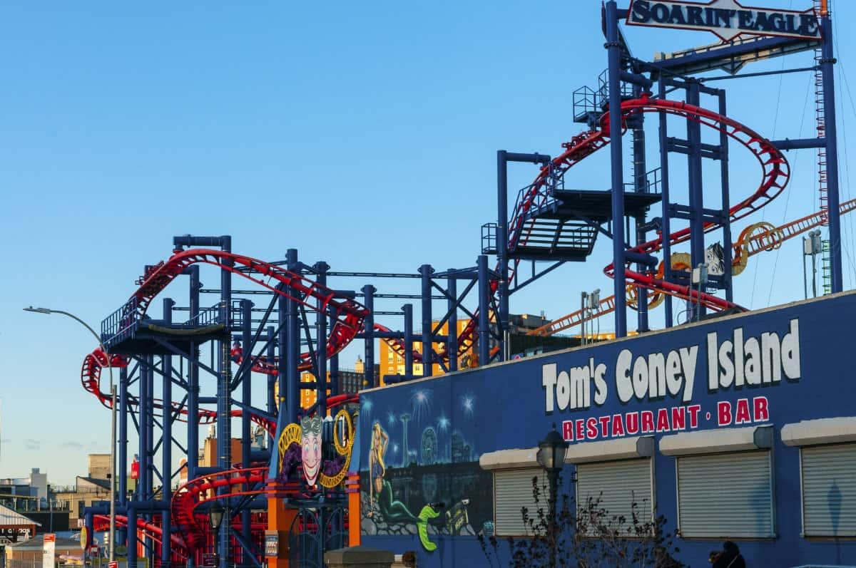 Coney Island manege