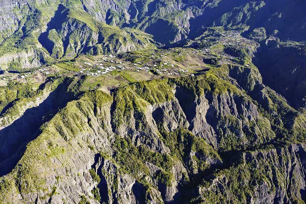Ile La Reunion Mafate