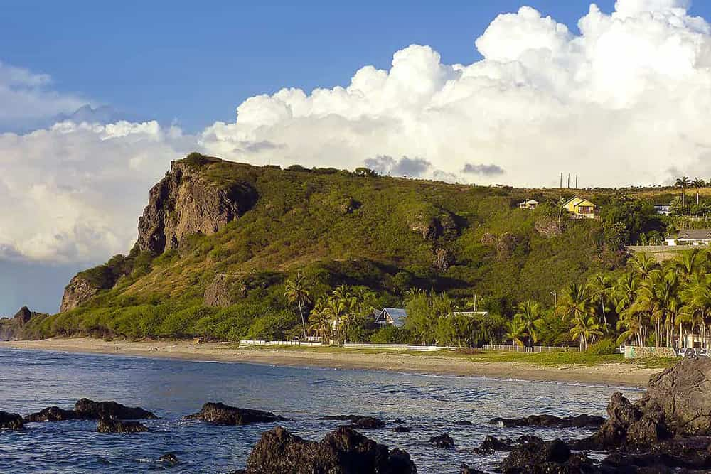Ile La Reunion plage cote