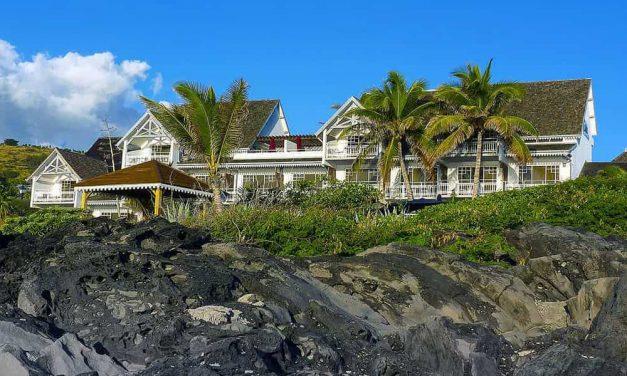 L'île de la Réunion, entre ciel et pierre
