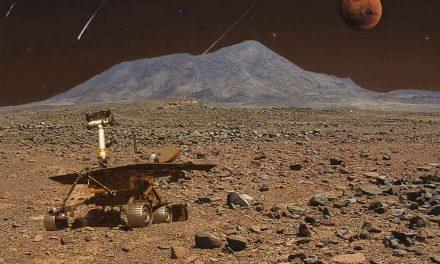 Une idée de Mars