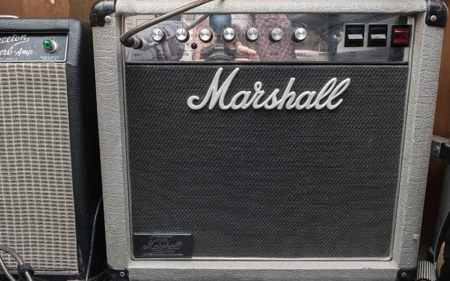 Marshall Jubilee 1987 face web