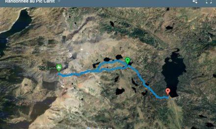 Les tracés de randonnée en ligne avec Maps