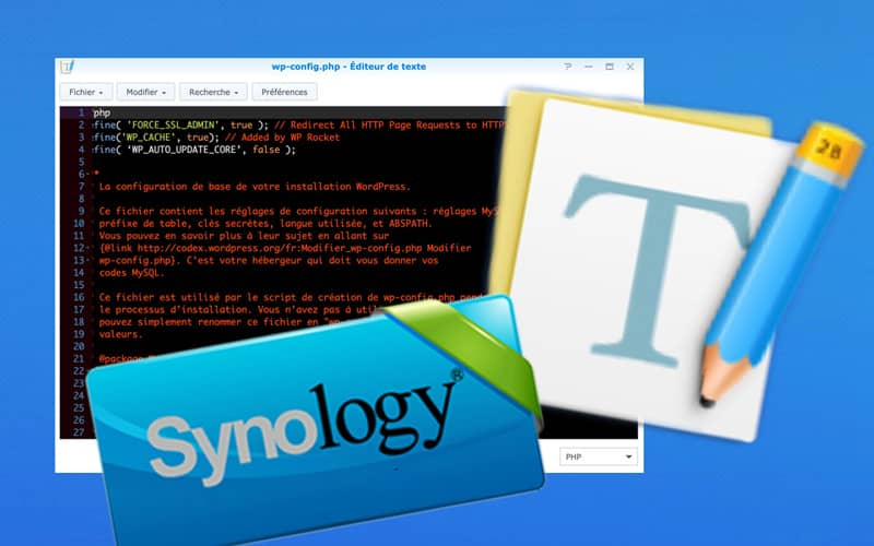 Text_Editor_Synology