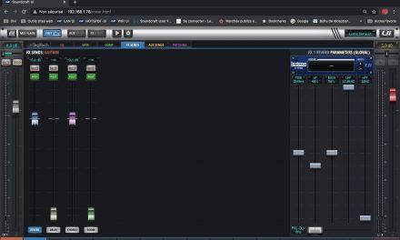 Comment utiliser les effets FX dans l'UI24R